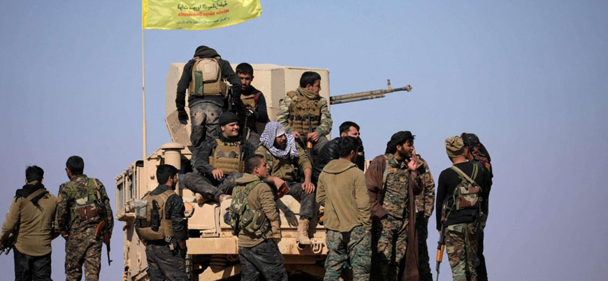 İngiliz basını: Esed rejimiyle anlaşma YPG'nin özerklik hayallerine darbe