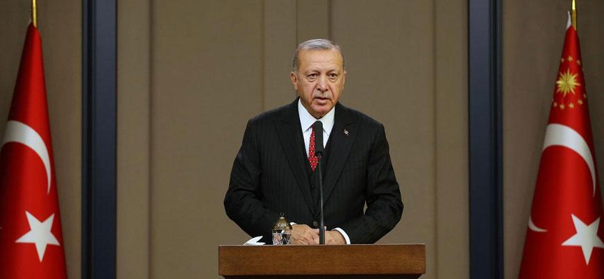 Erdoğan'dan 'YPG ve Esed rejimi anlaştı' iddialarına ilişkin açıklama