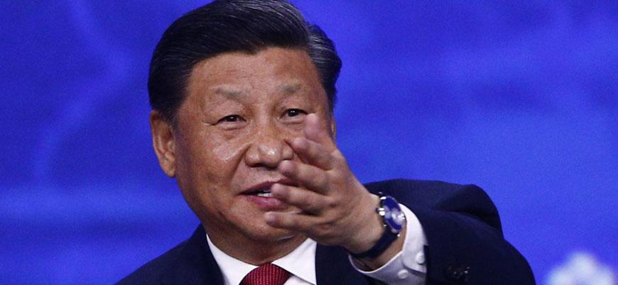 Çin Devlet Başkanı Şi: Ülkeyi bölmeye çalışanların bedenini çiğneyip kemiklerini kırarız