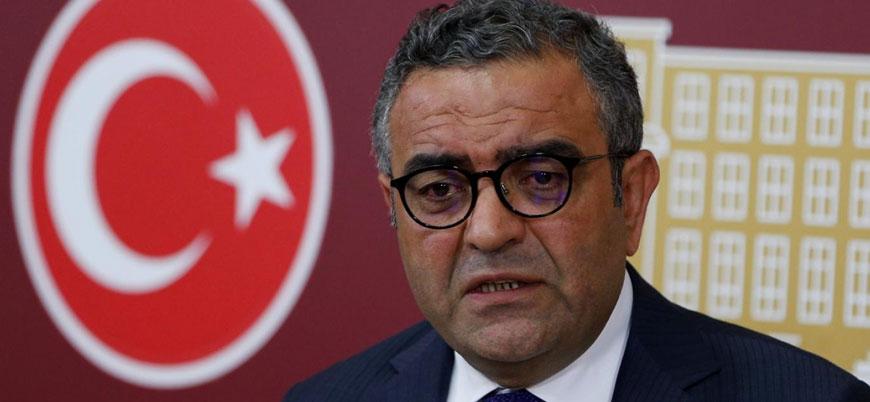 CHP'li Sezgin Tanrıkulu'na 'Barış Pınarı Harekatı' paylaşımları nedeniyle soruşturma