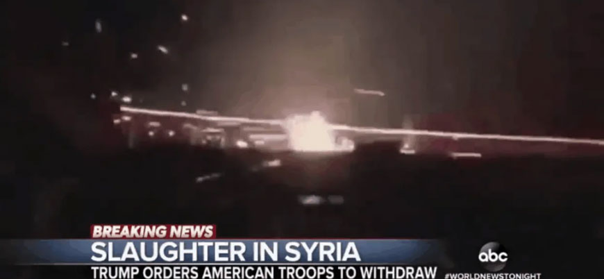 Amerikan ABC News kanalı Türkiye'yi karalayan sahte video yayınladı