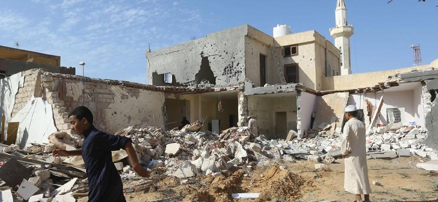 Hafter güçleri Trablus'ta çocukları vurdu: 3 ölü