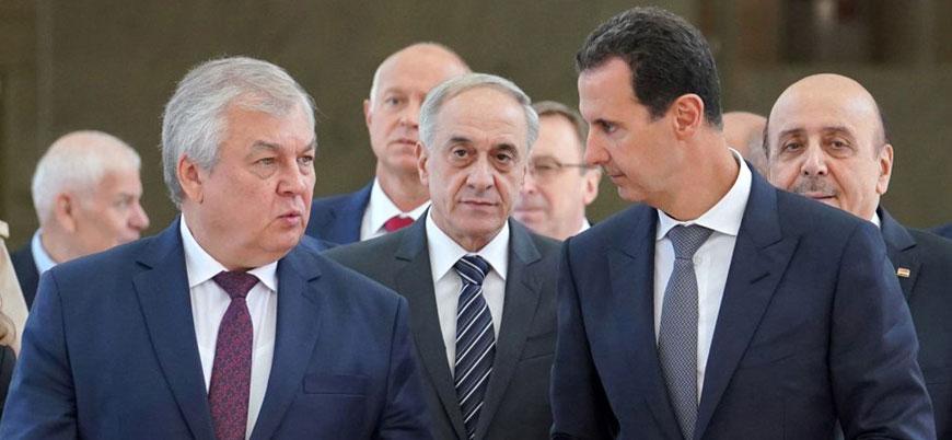 Rusya: YPG ile Esed rejimi arasında arabulucuk yaptık