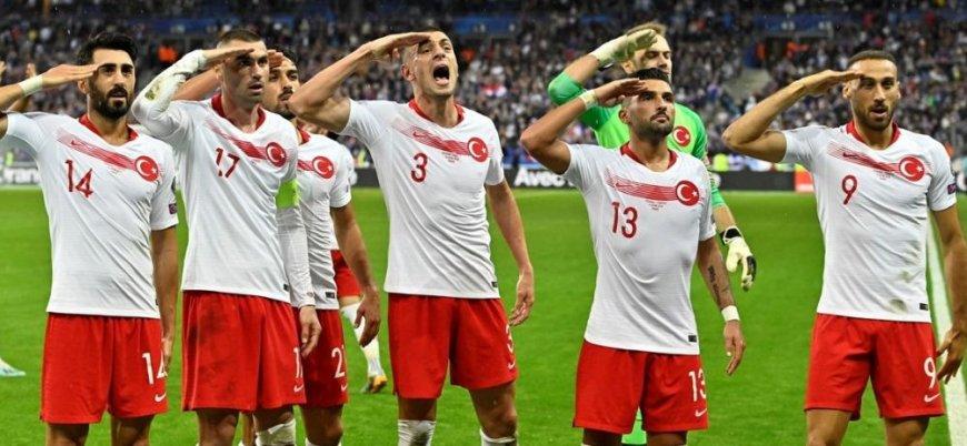 UEFA'dan Fransa-Türkiye maçıyla ilgili 'asker selamı' soruşturması