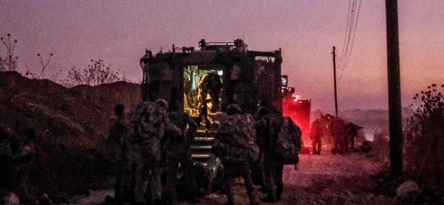 Barış Pınarı Harekatı | MSB: 637 YPG/PKK'lı etkisiz hale getirildi