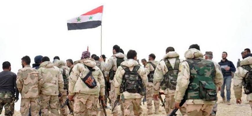 YPG ile anlaşan Esed rejimi Rakka'ya girdi