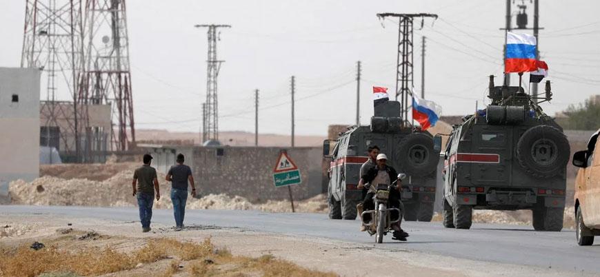 Rusya ve Esed rejimi Ayn el Arab'a girdi