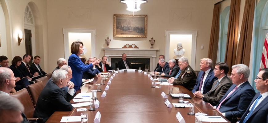 """Beyaz Saray'da olaylı Suriye toplantısı: """"Herkes sinirden deliye döndü"""""""