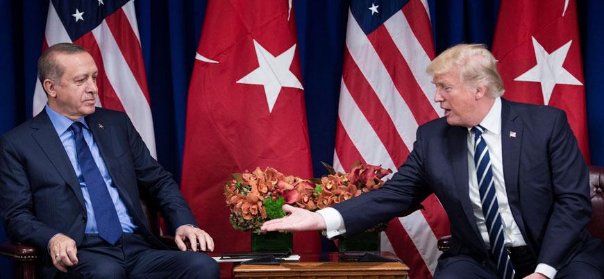 Türkiye ile ABD arasında diplomasi trafiği