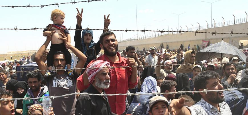 Yunanistan'dan Avrupa'ya mülteci uyarısı