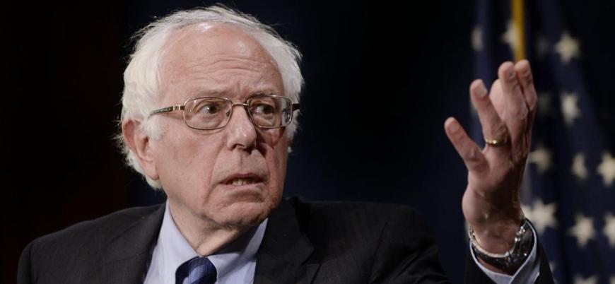 Amerikalı Müslümanlar başkan adayı Sanders'ın iyileşmesi için hatim dağıttı
