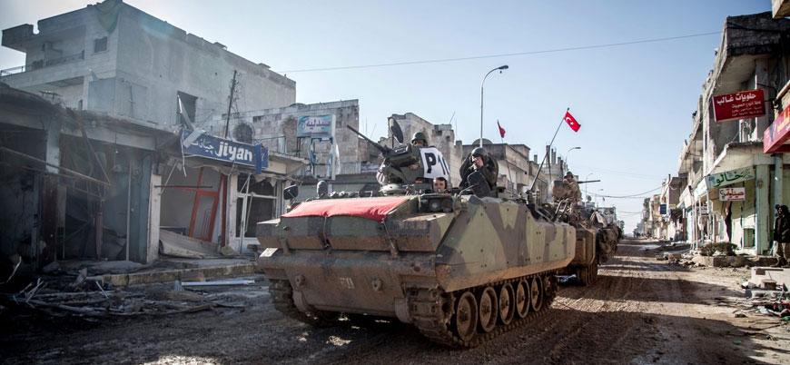 Barış Pınarı Harekatı'nda 9'uncu gün: Uluslararası arenada neler yaşandı?