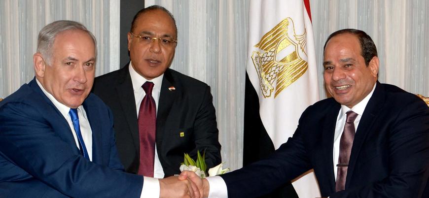 İsrail neden Mısır diktatörü Sisi'yi destekliyor?