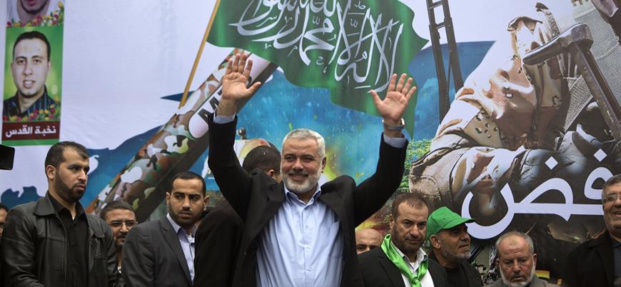 """""""Filistin'de seçimler yapılırsa kazanan Hamas olur"""""""