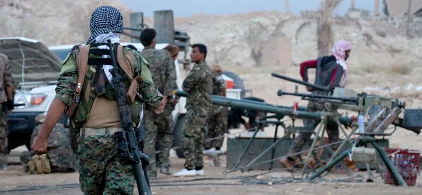 """""""Esed güçleri ile YPG Türkiye'ye karşı birlikte savaşıyor"""""""