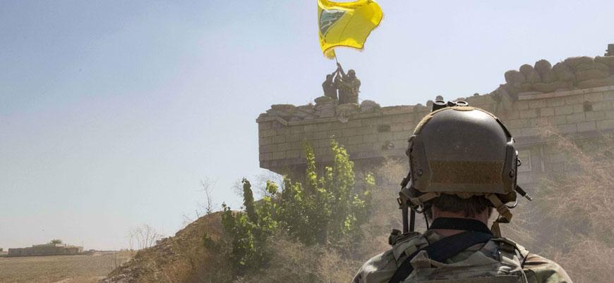 YPG komutanı Kobani: Trump rejimle anlaşmaya itiraz etmedi