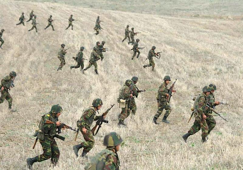 Ermenistan-Azerbaycan sınırında çatışmalar şiddetlendi