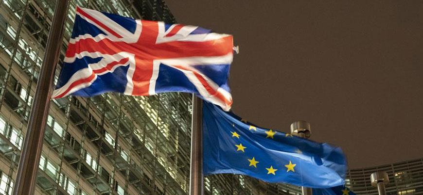 AB ve İngiltere Brexit'te anlaşma sağladı