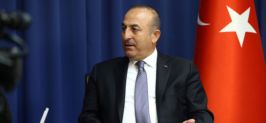 Çavuşoğlu: Rusya rejim eşliğinde YPG'yi bölgeden çıkartırsa karşı çıkmayız