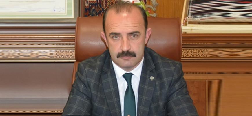 HDP'li Hakkari Belediye Başkanı Cihan Karaman terör örgütü üyeliğinden tutuklandı