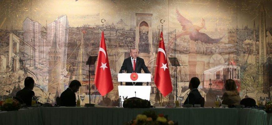 Erdoğan'dan Trump'ın mektubuna dair açıklama: Sevgi ve saygımız bunu gündemde tutmaya müsaade etmiyor