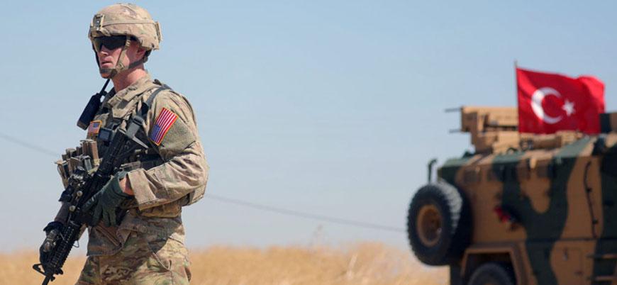 """""""Güvenli bölgede ABD askeri yer almayacak"""""""