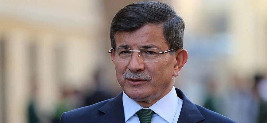 Davutoğlu: Tüzük ve program çalışmaları sürüyor