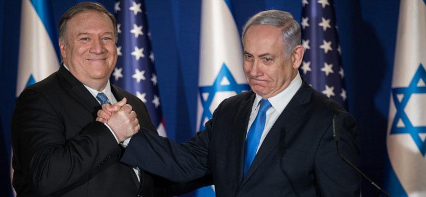 ABD Dışişleri Bakanı Pompeo: İsrail'i hedef alan her eylemin karşısındayız