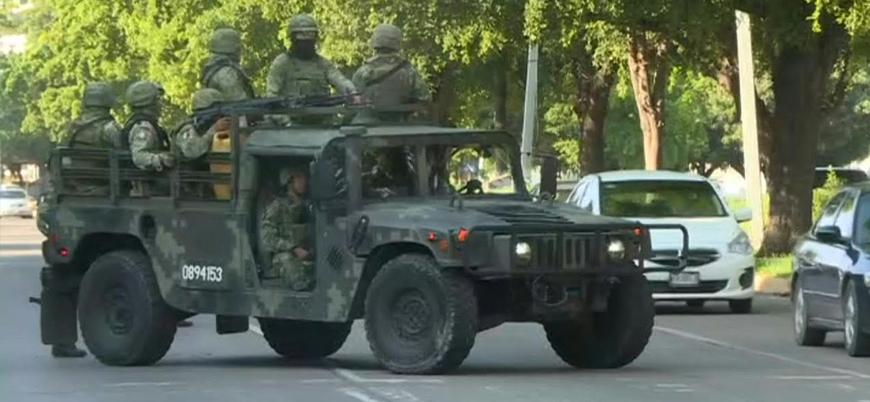 Ülke savaş alanına dönmüştü: Meksika Devlet Başkanı'ndan açıklama