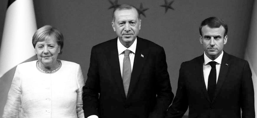 Türkiye ve Avrupalı ülkeler arasında Suriye zirvesi yapılacak