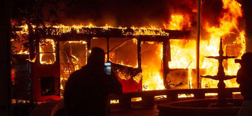 Şili'de tansiyon yükseliyor: Protestolarda en az 3 kişi öldü
