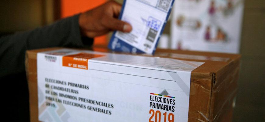 Bolivya'da devlet başkanlığı seçimleri: Halk sandık başında