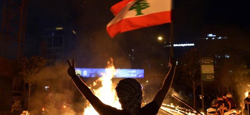 Lübnan'da sular ısınıyor: Protestolar tüm ülkeye yayıldı