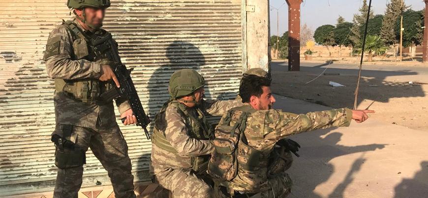 MSB: Rasulayn'da 1 asker şehit oldu 5 asker yaralandı