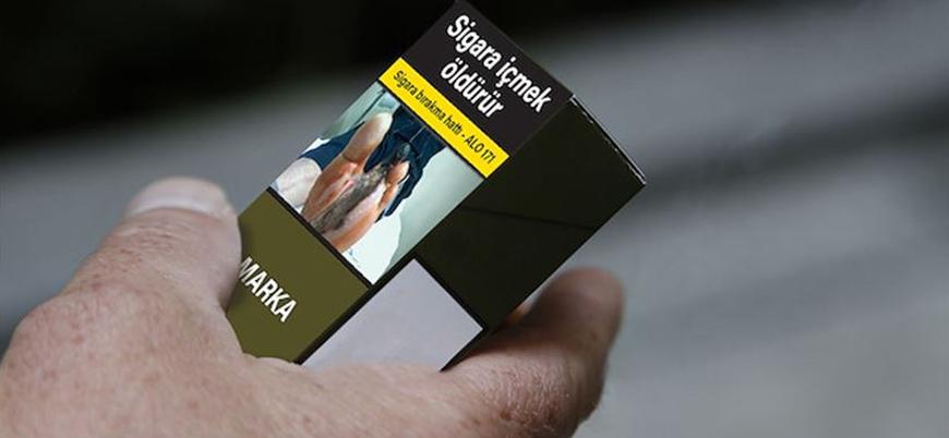 Sigarada tek tip paket uygulaması geliyor