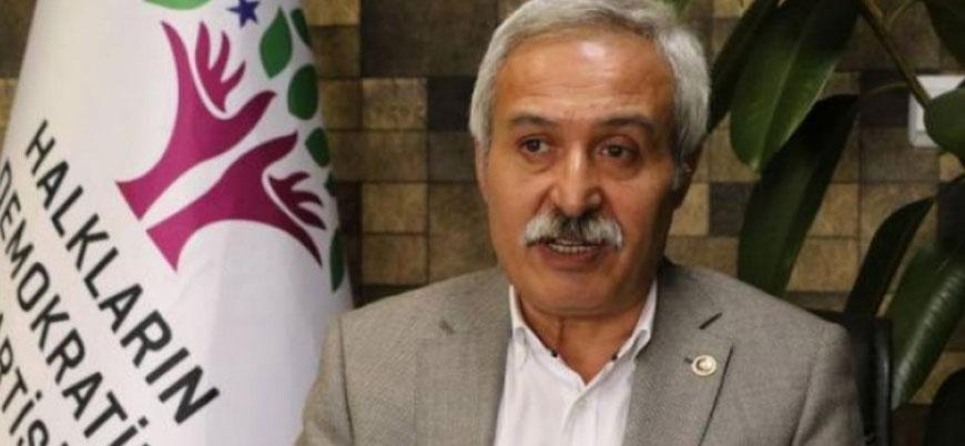 HDP'li eski Diyarbakır Büyükşehir Belediye Başkanı gözaltına alındı