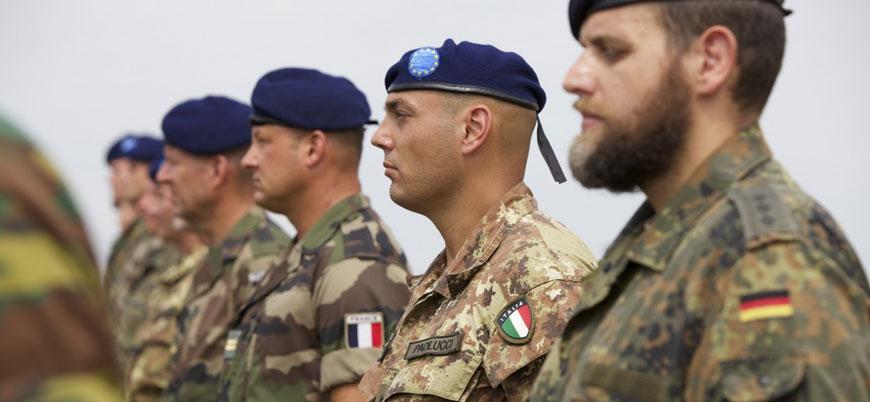 Almanya'dan Suriye'nin kuzeyine 'Avrupa askeri' önerisi