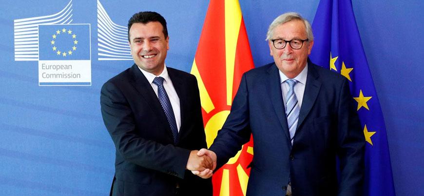AB müzakere kapısını kapattı: Kuzey Makedonya erken seçime gidiyor