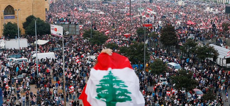 Lübnan'da bir milyondan fazla kişi neden sokaklarda?