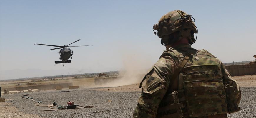 ABD Afganistan'dan 2 bin askerini 'sessizce' çekti