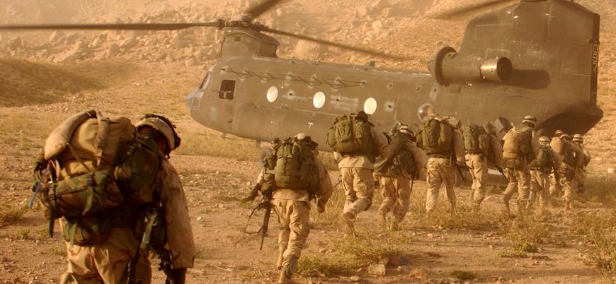 ABD ordusu Afganistan'dan aniden çekilmeye hazırlanıyor