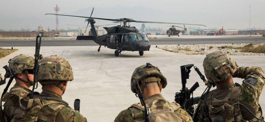 ABD'den Litvanya'ya asker sevkiyatı