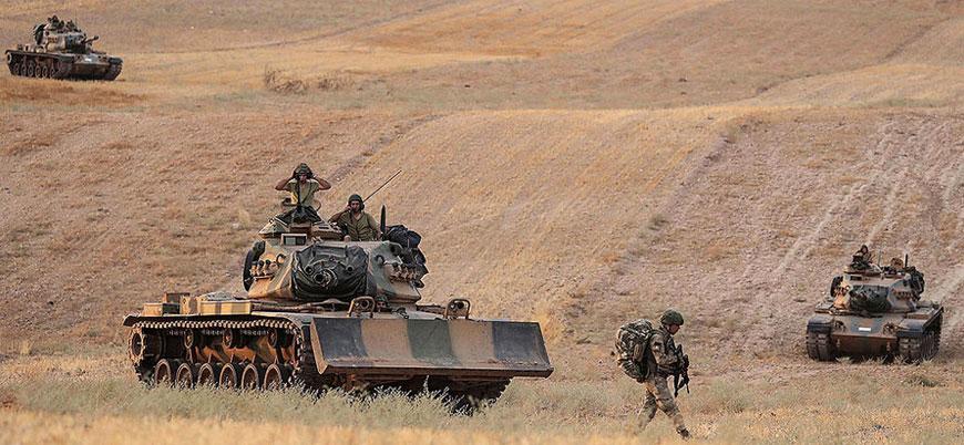 Barış Pınarı Harekatı | MSB: 2200 kilometrekare alan kontrol altına alındı
