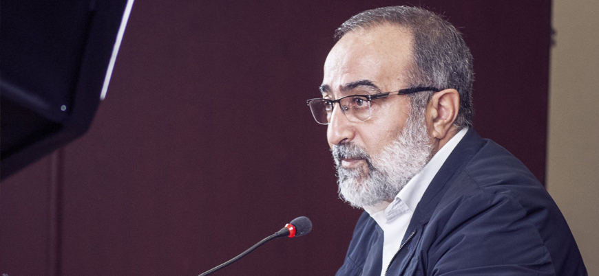 Ebubekir Sifil'den gözaltına alındığı iddiasına dair açıklama