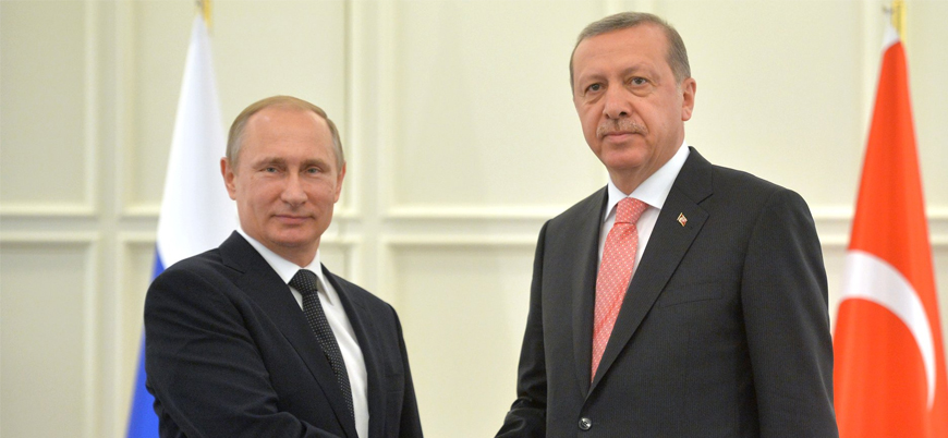 Erdoğan-Putin görüşmesi sona erdi: Ortak açıklama yapılıyor