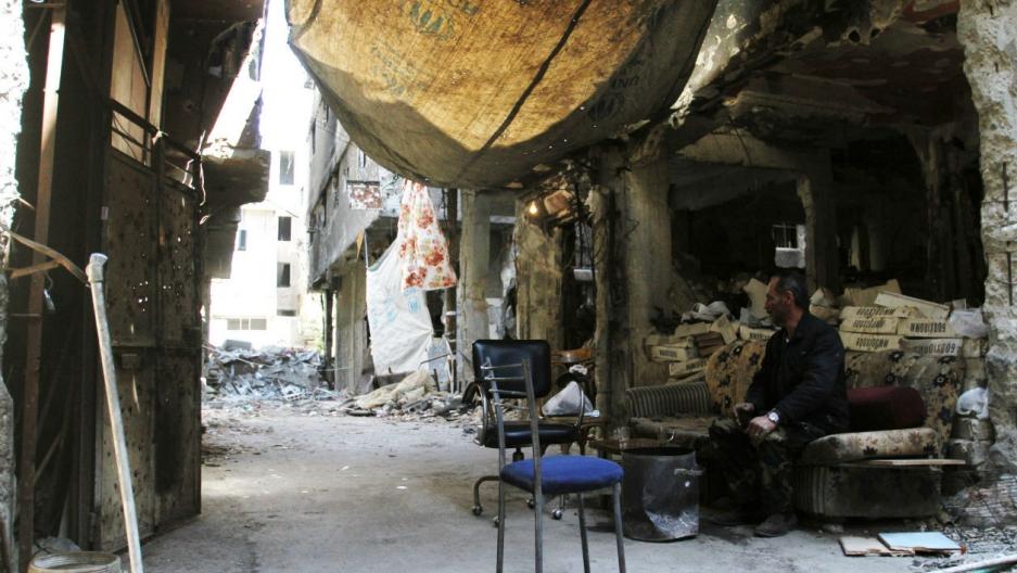 IŞİD ve rejim kuşatmasındaki bir bölge: Batı Yermük