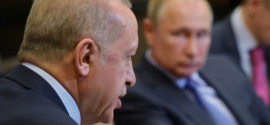 """Soçi Mutabakatı İngiliz basınında: """"Putin Erdoğan'ı yönlendirmeye çalışıyor"""""""