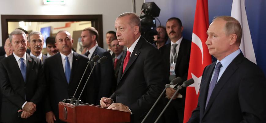 """""""Soçi Mutabakatı ile Türkiye Esed'i dolaylı olarak tanımış oldu"""""""