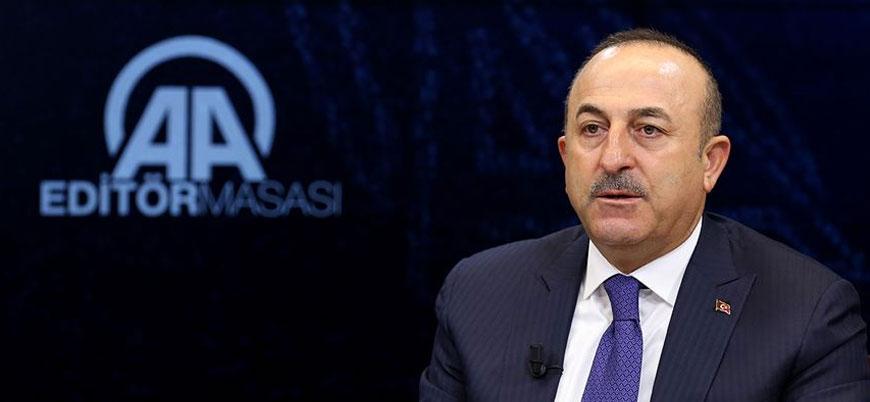 Çavuşoğlu Soçi Mutabakatı'nın ayrıntılarını aktarıyor