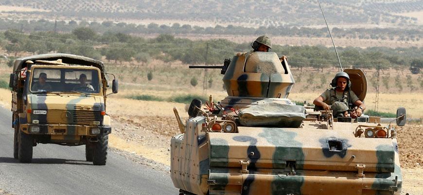 Rusya: YPG operasyon alanından çekilmezse Türk ordusunun hedefi olacak